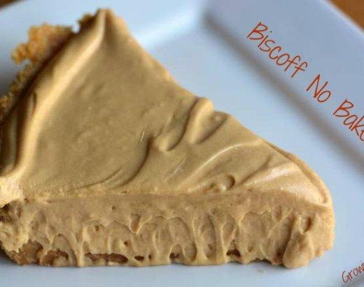 Biscoff No Bake Pie