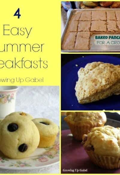 summer breakfast