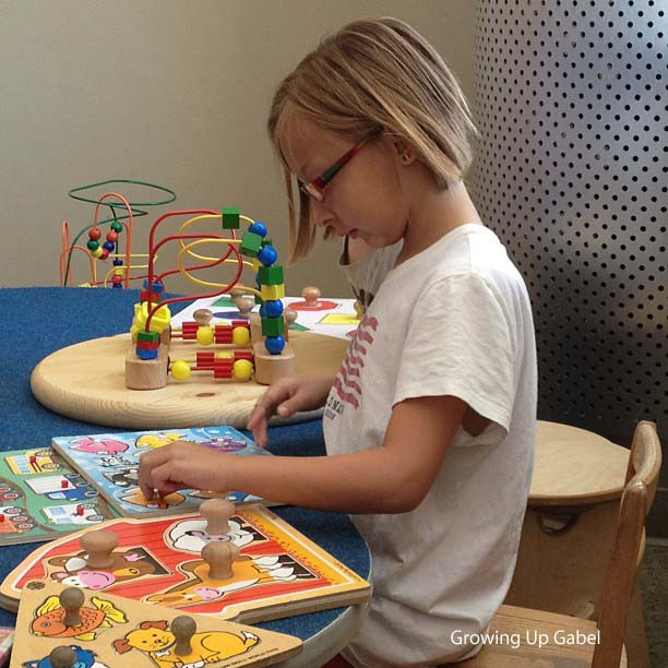 Ella puzzles