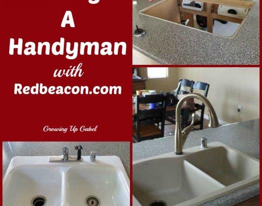 Finding a Handyman Service through RedBeacon.com