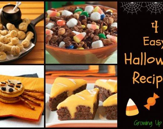 4 Spooky Halloween Recipes for A Halloween Treat