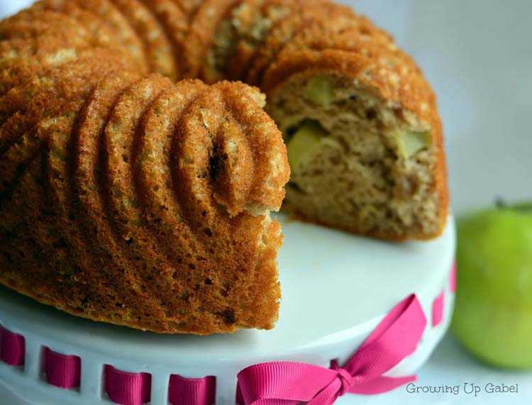 Diabetic Fresh Apple Cake Recipe