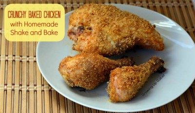 Baked chicken