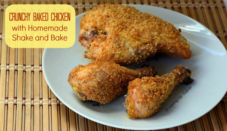 Easy Homemade Shake And Bake Chicken Mix For The Crunchiest