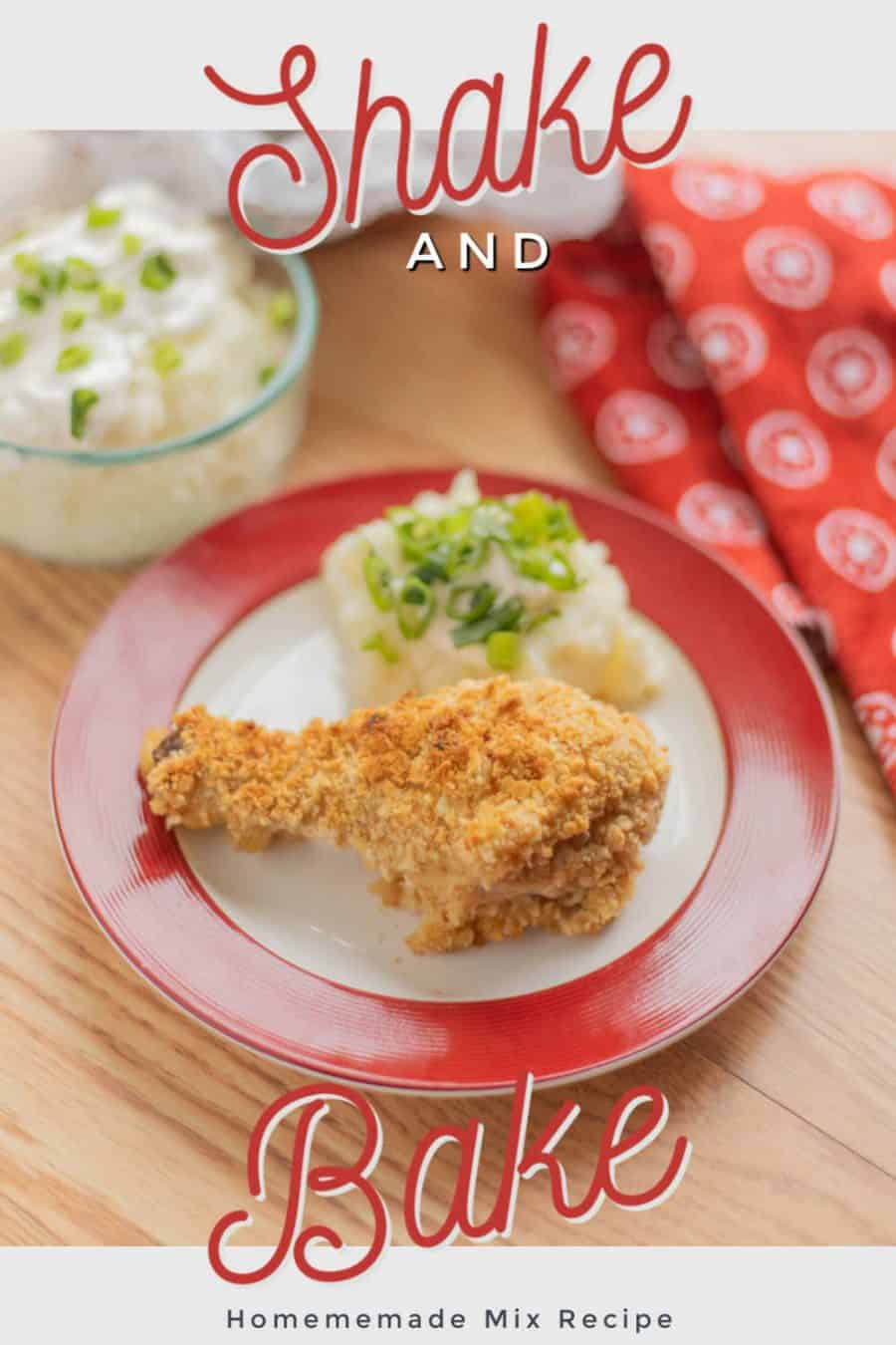 Easy Homemade Shake And Bake Chicken Mix For The Crunchiest Chicken