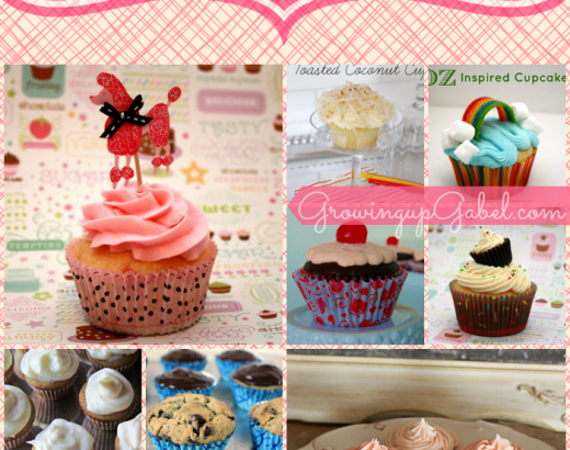 Over 15 Yummy Cupcake Recipes!