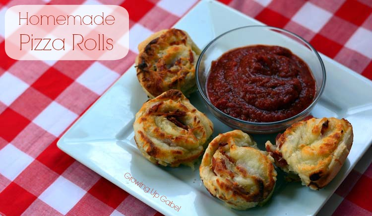 Home Family Recipes Homemade Pizza Rolls