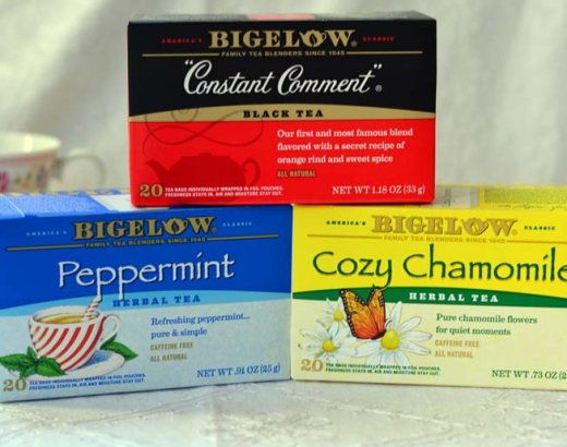 Be Inspired to Change with Bigelow Tea