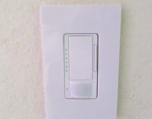 Our New Lutron Light Switches & Giveaway