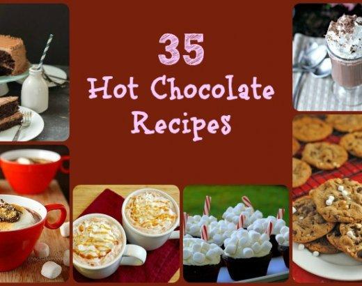 35 Hot Chocolate Recipes