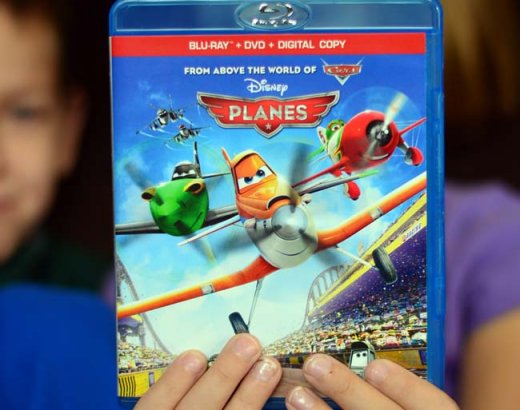 Teaching Courage with Disney Planes