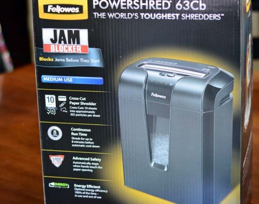 Conquering Clutter with A Fellowes Shredder
