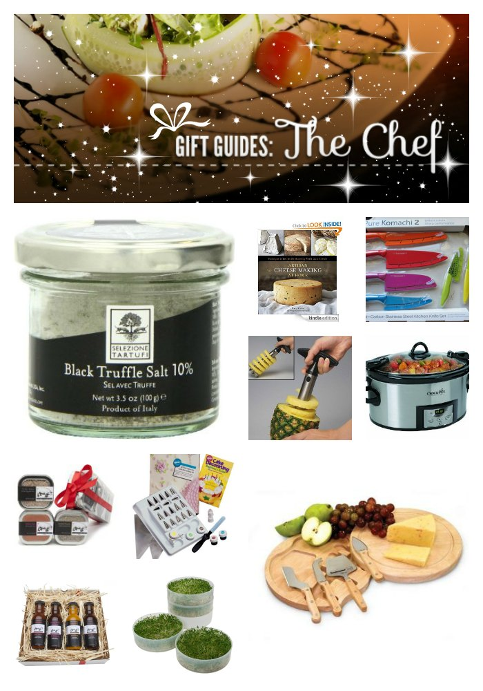 Home Chefs Gift Guide 2