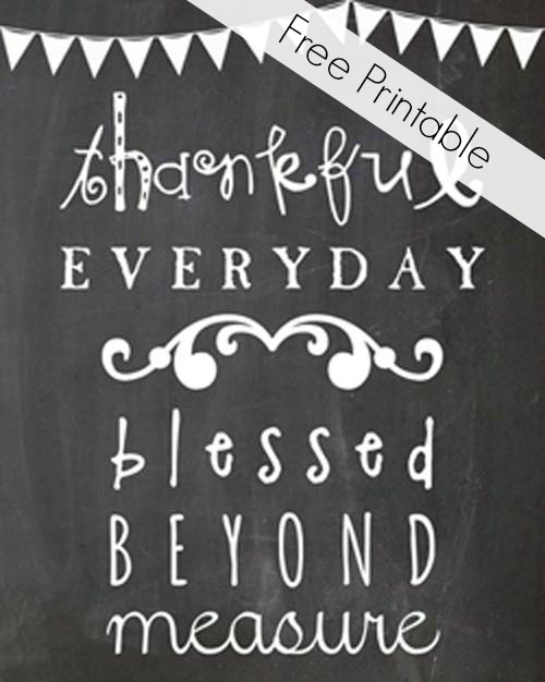 thankfulchalkboard free