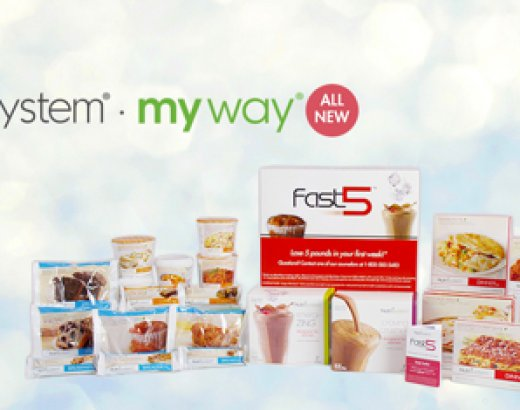 Fast Facts About The ALL-NEW Nutrisystem Fast 5