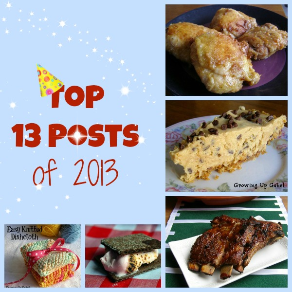 Top posts 2013