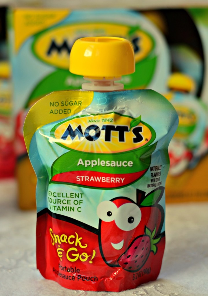 Motts Snack and Go Strawberry