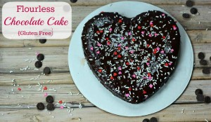 Flourless Chocolate Cake {Gluten Free}