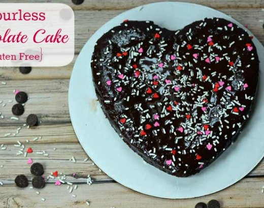 Flourless Chocolate Cake {Gluten Free}
