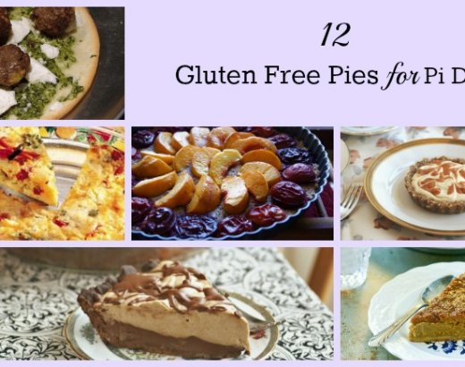 In Honor of Pi Day: 12 Gluten Free Pies