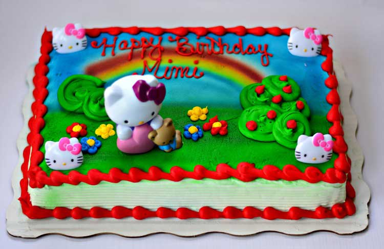 How to Throw an Easy Hello Kitty Birthday Party A Giveaway