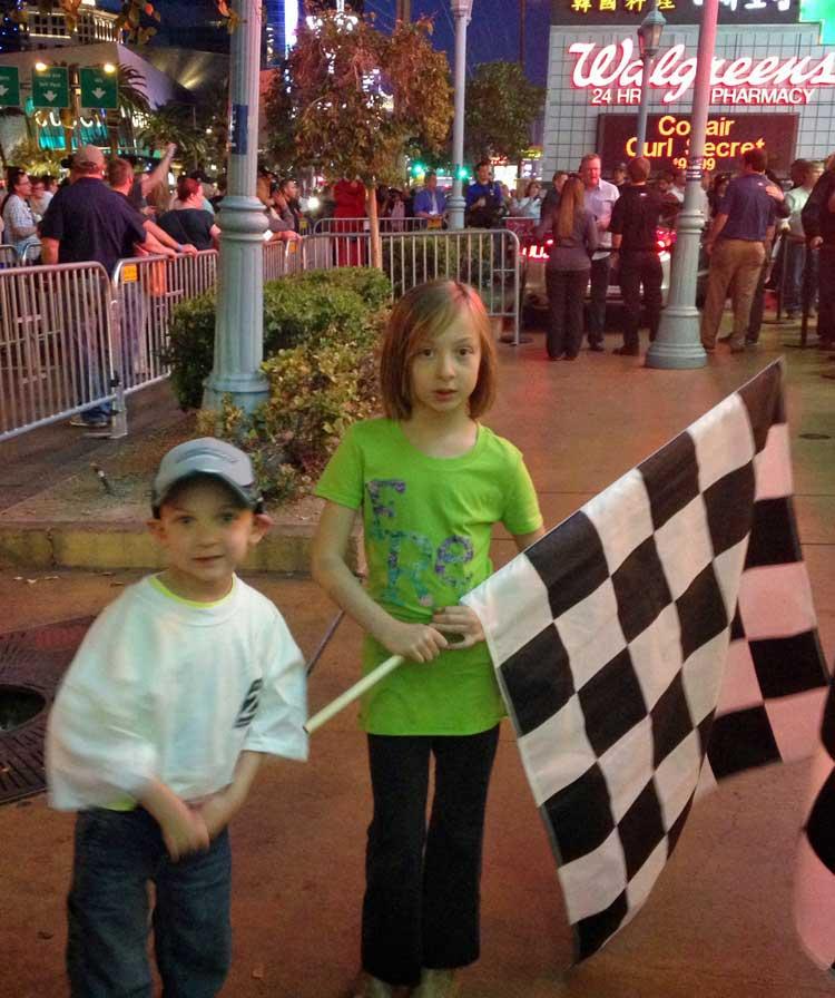 NASCAR Las Vegas