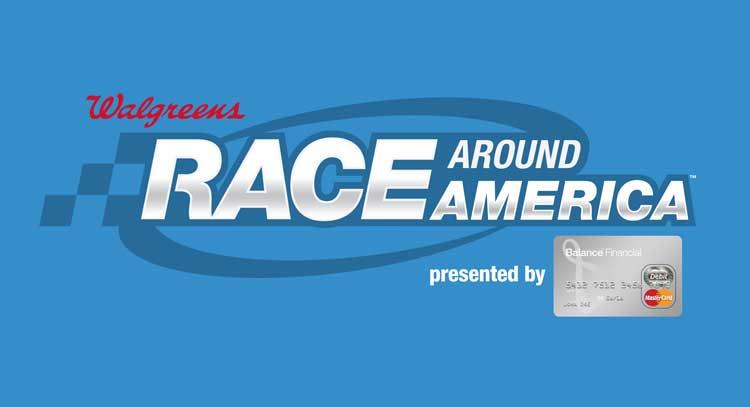 racing around america