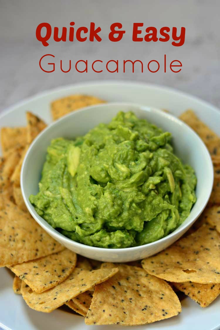 homemade guacamole recipe easy guacamole recipe 30798