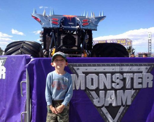 Monster Jam: A Family Friendly Event