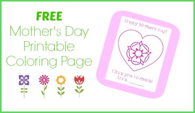 Mother's Day printable slider