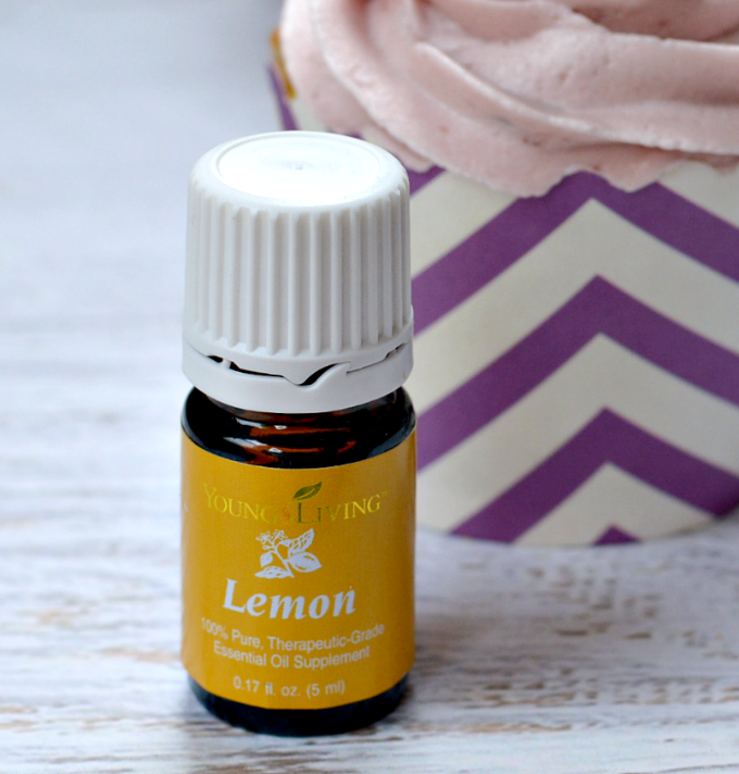 Young Living Lemon Essential Oils
