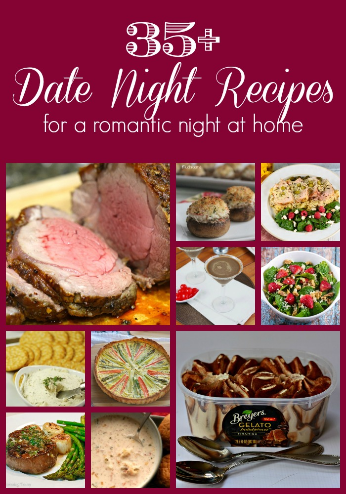 Date night recipes in Sydney
