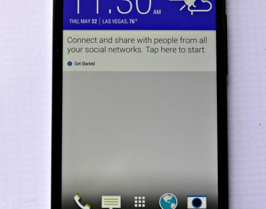 HTC One (M8) Harman/Kardon Edition Smart Phone with Sprint