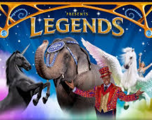 Ringling Bros. Circus X-TRAORDINARY is coming to Las Vegas!