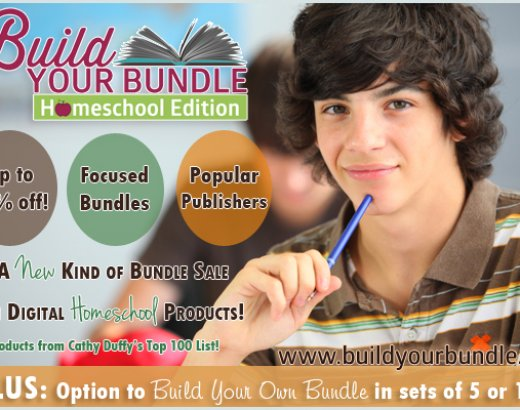 Build Your Bundle: Homeschool Edition – Coming Soon!