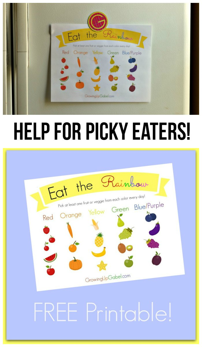Eat-the-rainbow