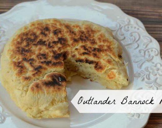 Outlander Bannock Recipe