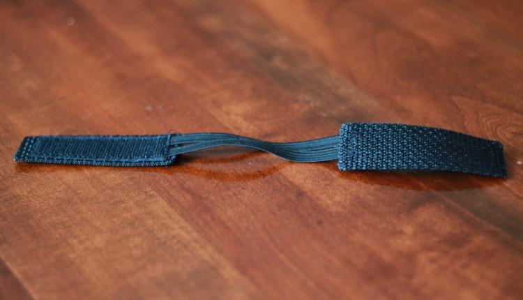Sleeve Scrunchie process 3