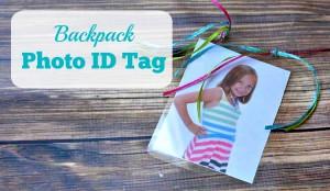 Backpack ID Tag
