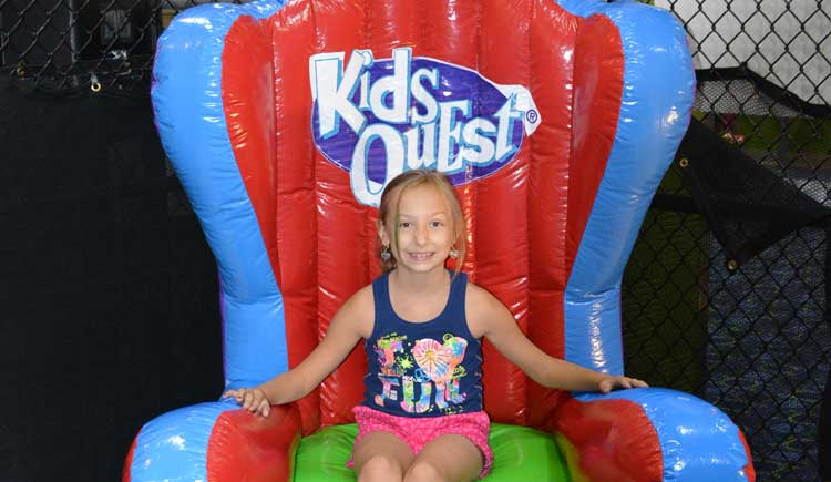 Kids Quest Birthday Party