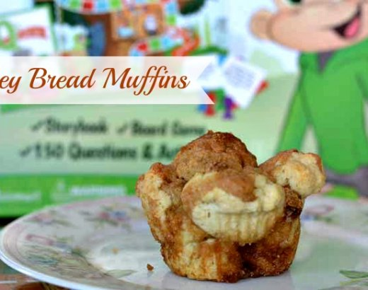 Homemade From Scratch Monkey Bread Muffins