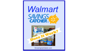 Walmart Savings Catcher