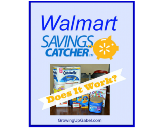 Walmart Savings Catcher – Does It Work?