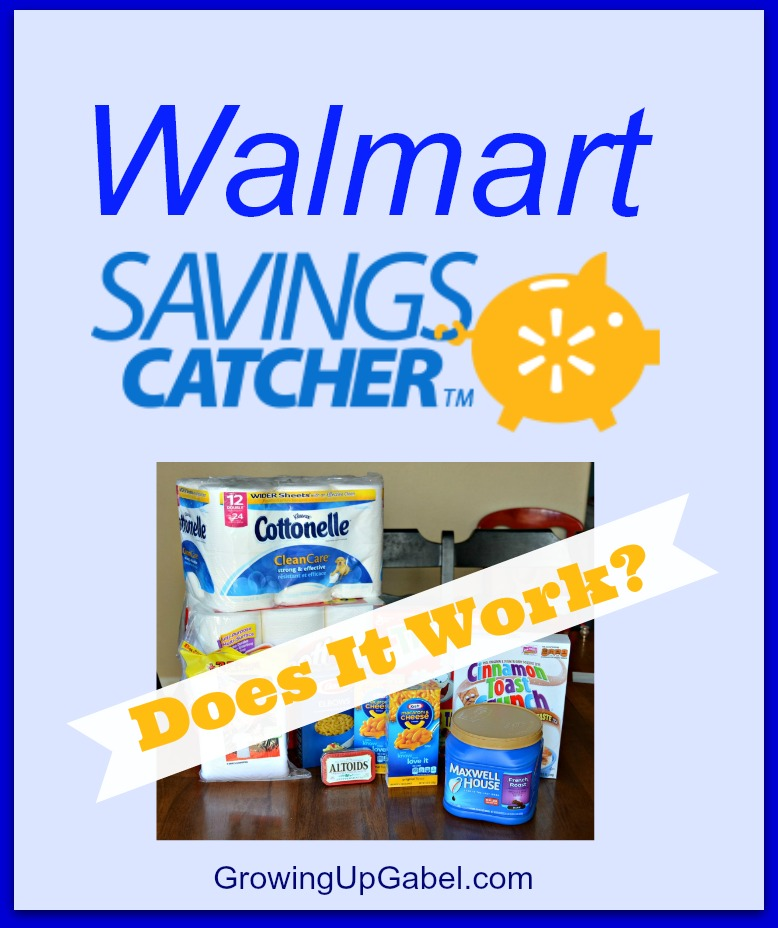 walmart savings catcher really works what need know