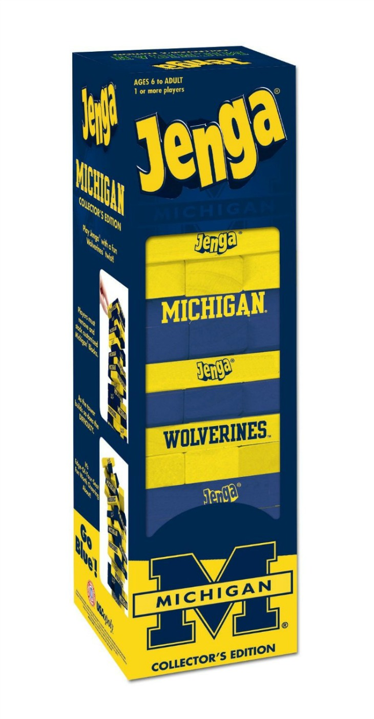 Michigan Jenga