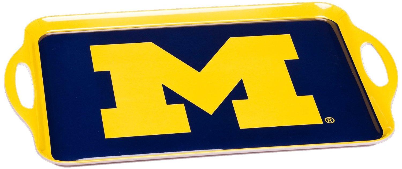 Michigan serving tray