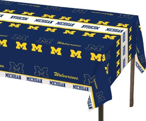 Michigan table cloth
