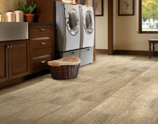 Family Friendly Tile Flooring for the DIYer
