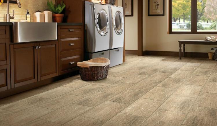 Tile flooring slider