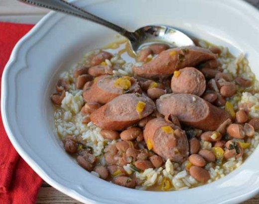 Cajun Rice and Beans